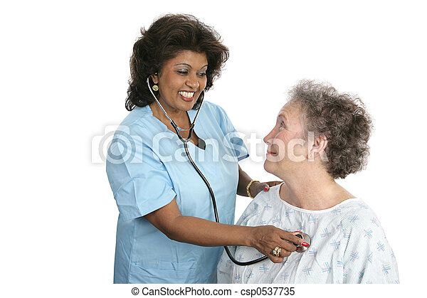 Friendly Medical Care - csp0537735
