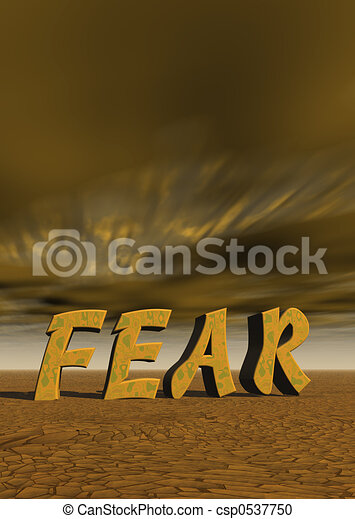fear text abstract - csp0537750