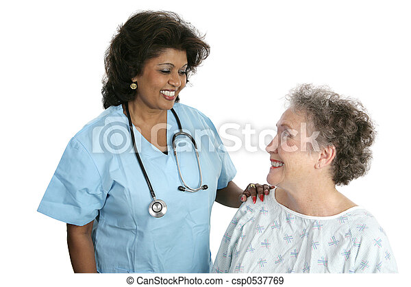 Doctor Patient Relationship - csp0537769