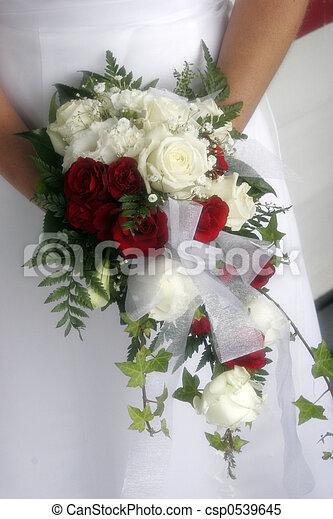 Wedding flowers - csp0539645
