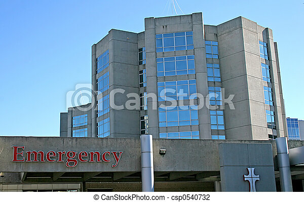 Emergency Room - csp0540732