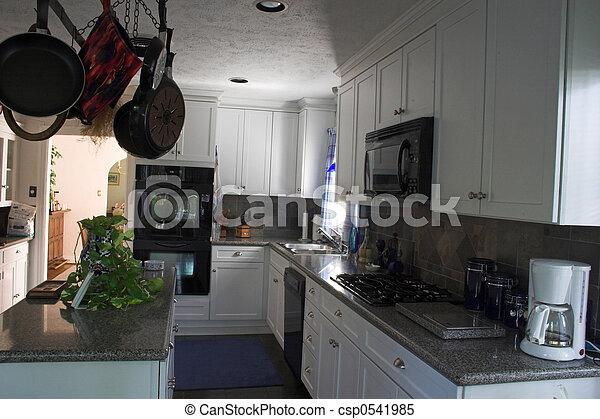 Gourmet Kitchen 2 - csp0541985