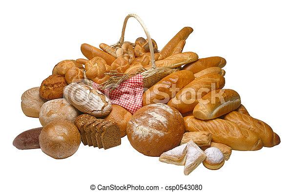 Breads - csp0543080