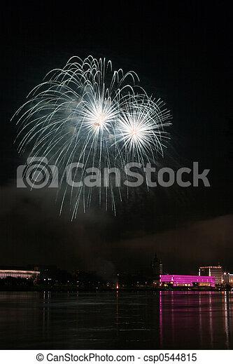 Fireworks 2 - csp0544815