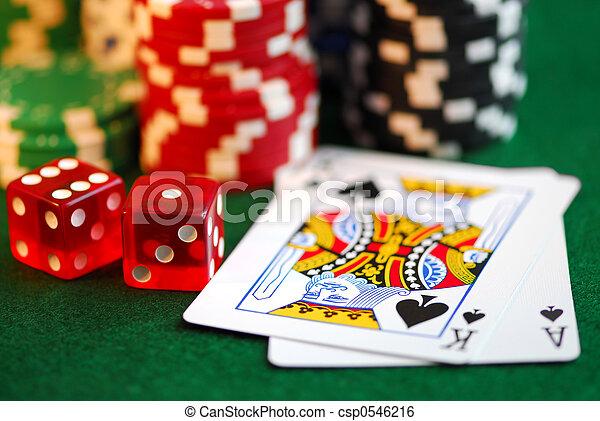 Gambling - csp0546216