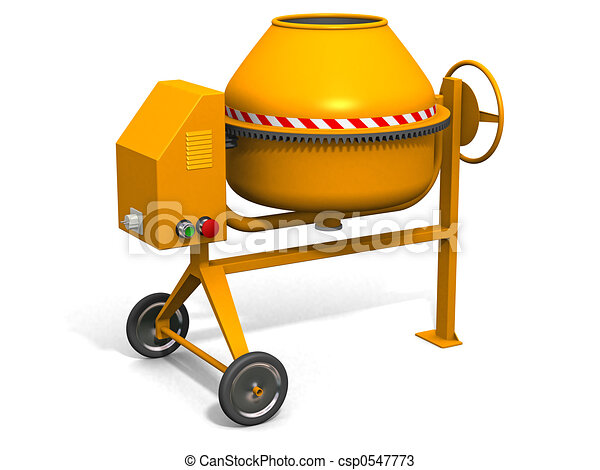 Concrete mixer - csp0547773