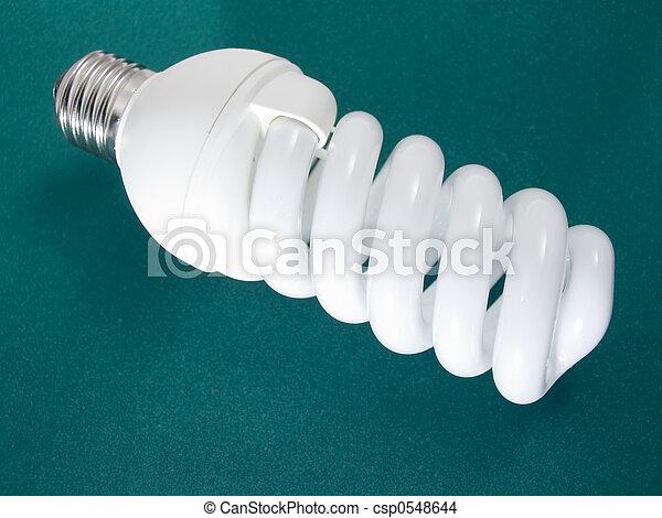 An energy efficient bulb - csp0548644