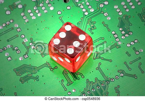 online gambling - csp0548936