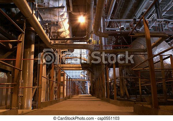 power plant - csp0551103