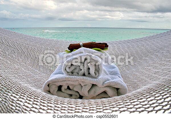hammock and spa - csp0552601