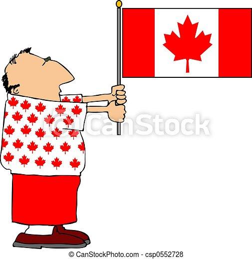 Canadian Patriot - csp0552728