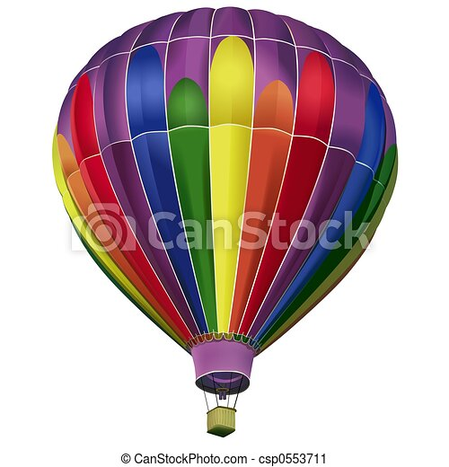 Air-balloon - csp0553711