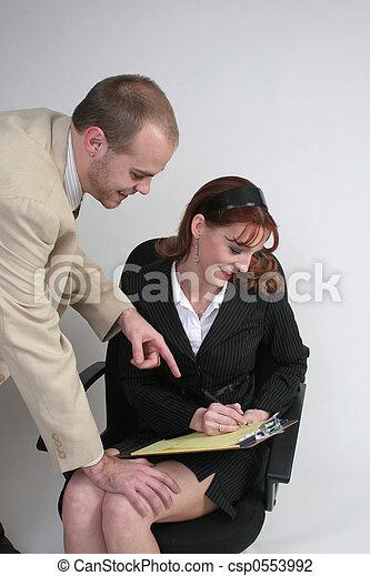 Flirt with my boss - 1 part 9