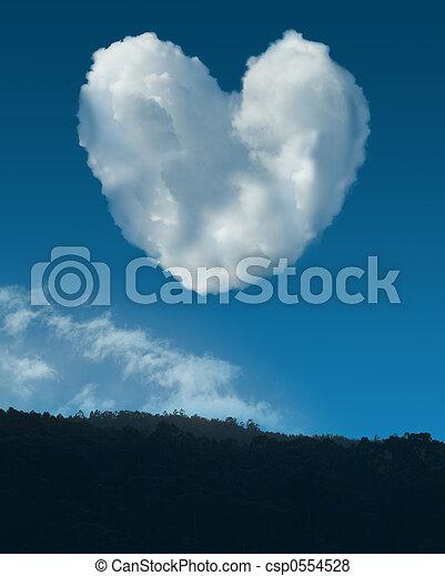 valentine\'s clouds