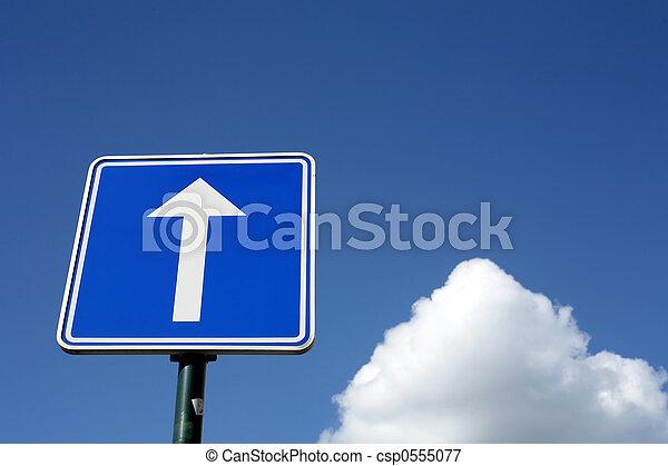 sky direction - csp0555077