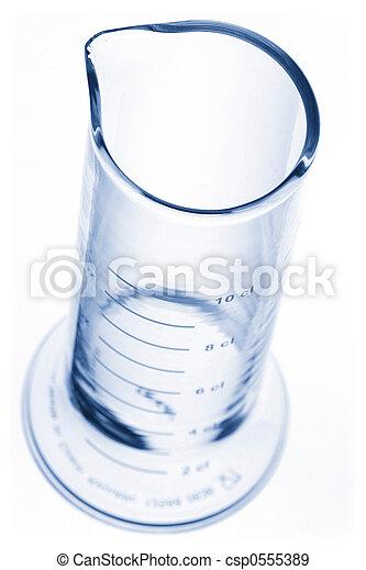 Measuring Cylinder - csp0555389