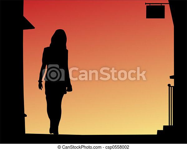 Streetwalker - csp0558002