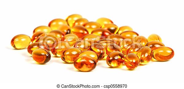 Vitamin D - csp0558970