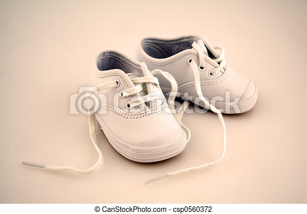 Little Baby Shoes - csp0560372