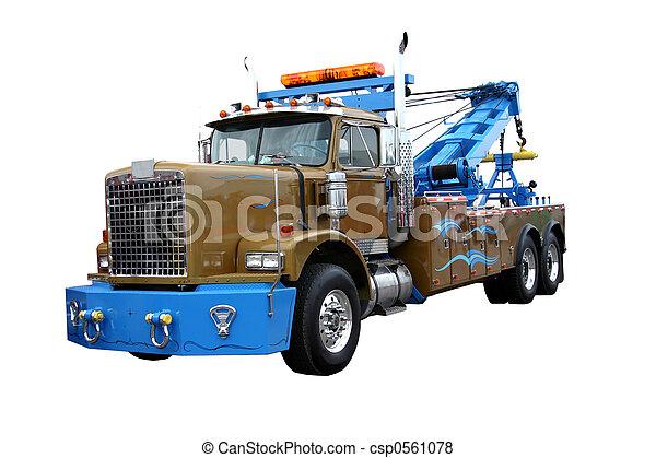 Wrecker Service - csp0561078