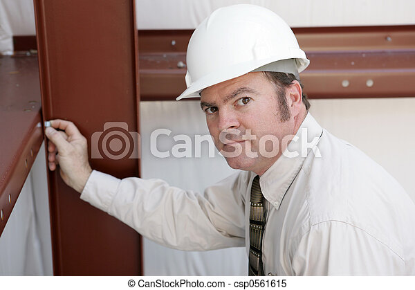 Construction Inspector - Serious - csp0561615