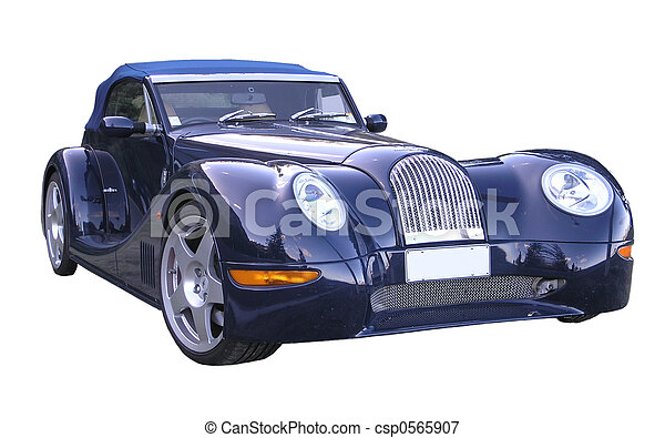 Morgan Aero 2004 - csp0565907