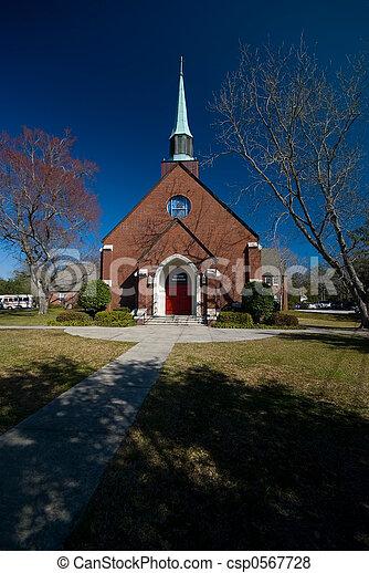 路德教會, 教堂 - csp0567728
