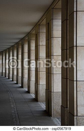 Pillars of Wisdom - csp0567919