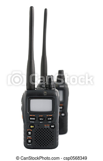 Two Way Radio Communication Devices - csp0568349