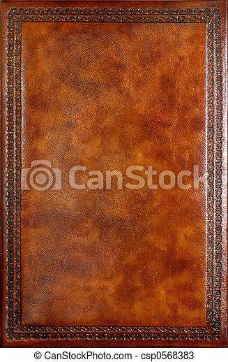 Book Cover - csp0568383