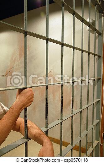 Waiting in Jail - csp0570118