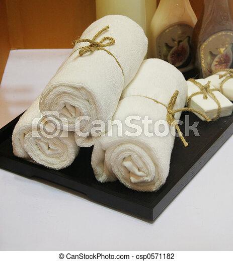 Towels - csp0571182