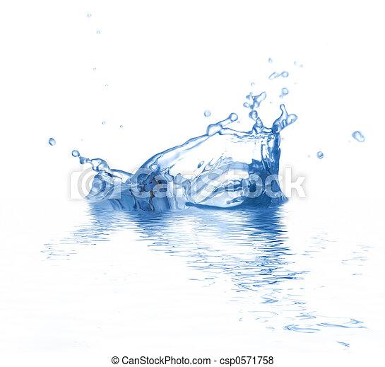 Splash - csp0571758