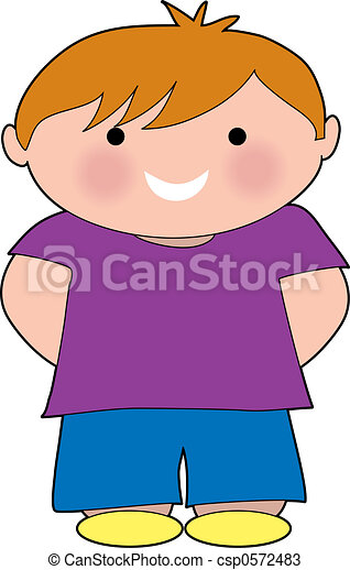 Little Boy - csp0572483