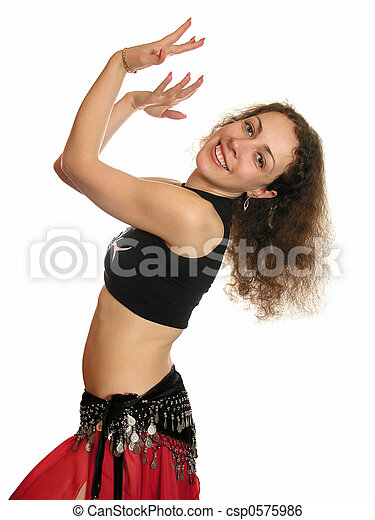 belly-dance - csp0575986