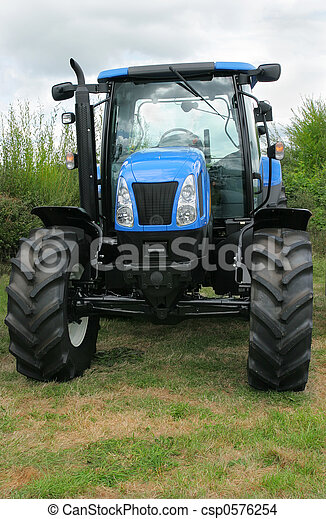 Four Wheel Drive Tractor - csp0576254