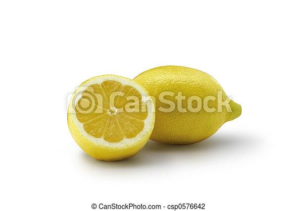 Lemons - csp0576642