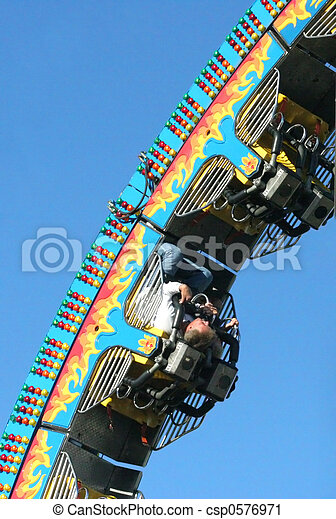 Thrill Rider - csp0576971