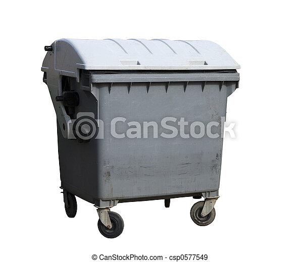 Garbage container - csp0577549