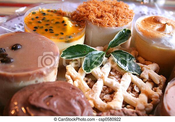 Desserts #3 - csp0580922