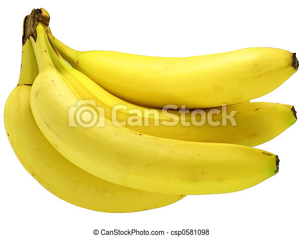 Bunch of Bananas - csp0581098