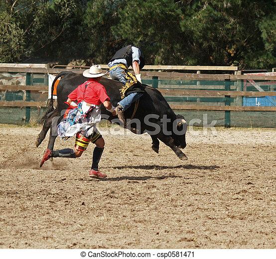 cowboy and Clown