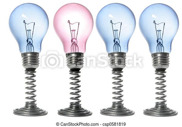 Outstanding Idea - csp0581819