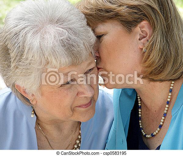 experto adulto beso negro