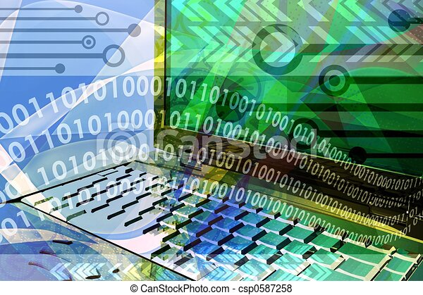 Computer technology - csp0587258
