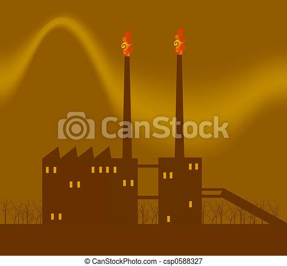 pollution - csp0588327