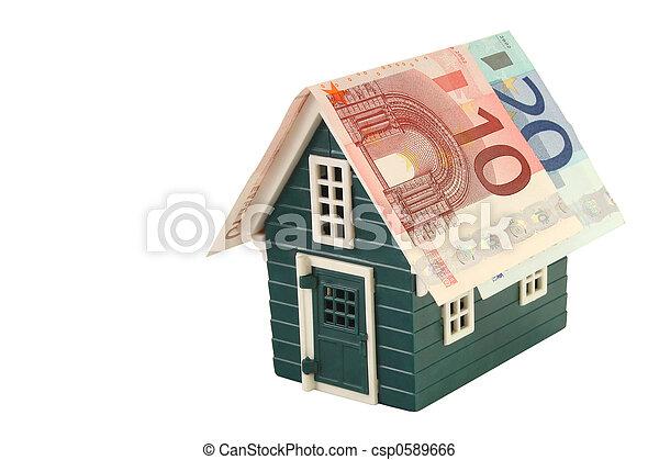 Home insurance - csp0589666