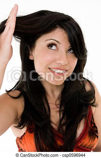Hair Health - csp0596944