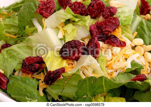 salad - csp0598579