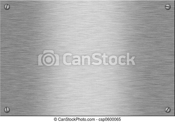 Metal Plate - csp0600065